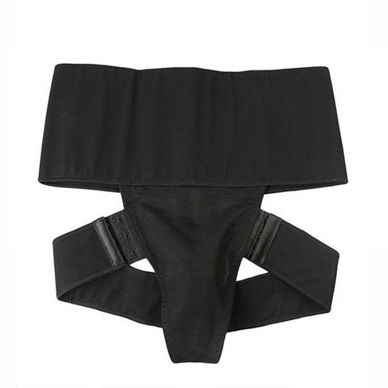 Kadınlar Popo Kaldırıcı Kontrol Külot Karın Asansör Booster Booty Kalça Geliştirici Vücut Şekillendirici Zayıflama Iç Çamaşırı Ayarlanabilir Shapewear Y200706