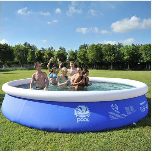 2019 Hot Sale Inflatable Swimming Pool Child Ocean Pool Plus Size Large  Plastic Children Kids Swimming Pools Eco Friendly From Heheda5, $73.76 | ...
