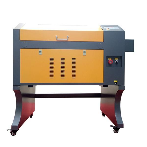 저렴한 가격 CNC 레이저 조각사 기계는 아크릴 레이저 절단 기계 TS4060 6040 DIY 나무, 가죽, 옷 조각에 사용