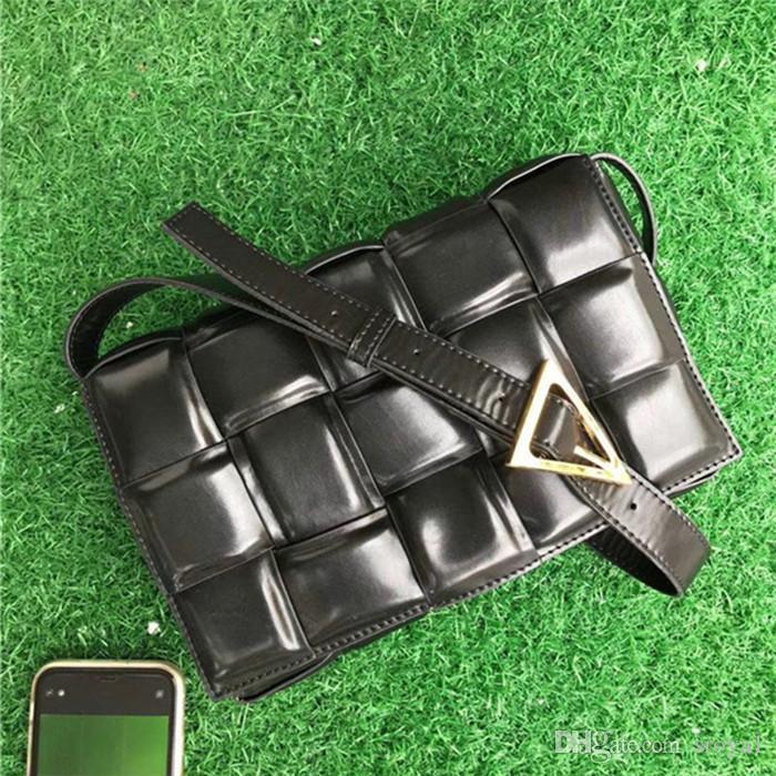 Borse a tracolla famosa di alta qualità con borse a tracolla a tracolla larga borse a croce Piccola borsa da fotocamera quadrata in pelle borsa da donna piccola borsa a tracolla