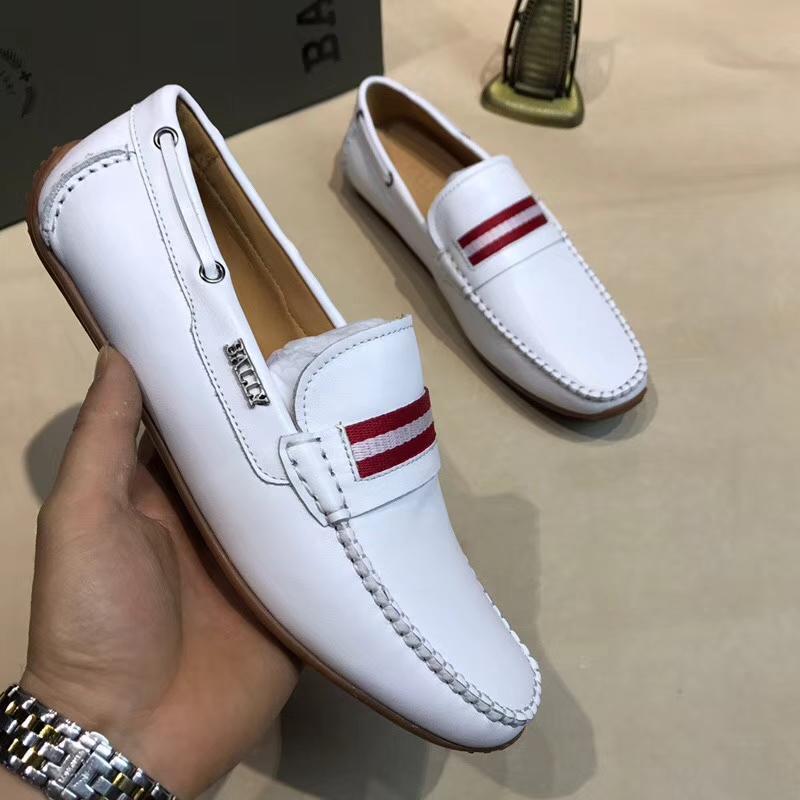 2019Designer Mens scarpe di lusso formatori SneakersBALLY2020 pattini casuali degli uomini di 38-45 A070B2