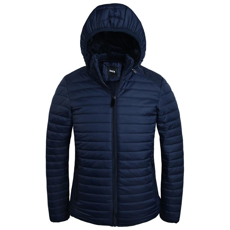 남성 코튼 패딩 겨울 재킷 코트 남성 따뜻한 재킷 단색 후드 지퍼 두꺼운 코트 남성 패딩 파카