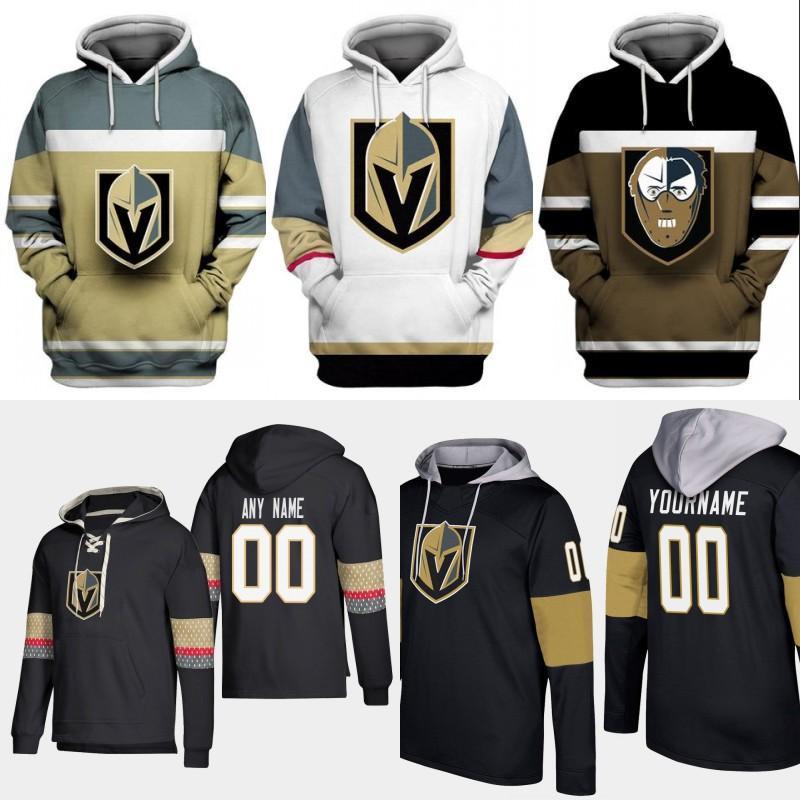 Fleury Vegas Golden Knights Hockey Hoodie Jersey