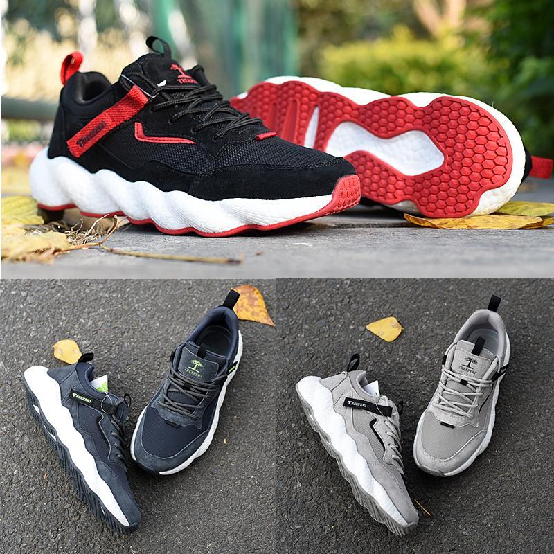 Дизайнер treeperi BasfBoost волна бегун Мужчины женщин обувь Paris Triple-S Runner вскользь тапки Traines моды платформы обувь люкс