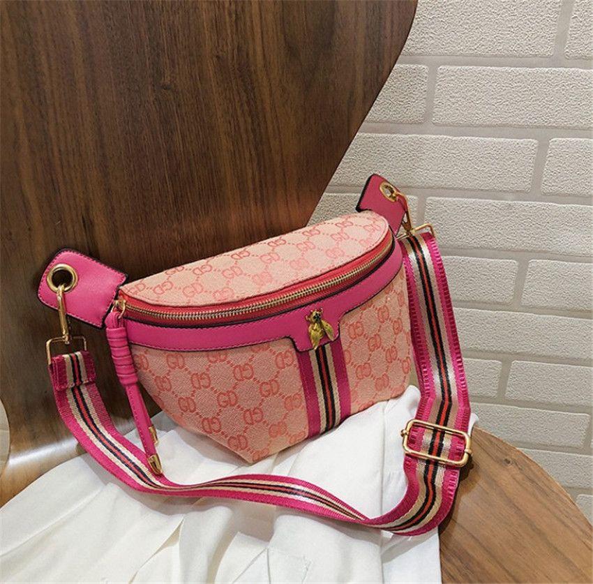 Di lusso del progettista del sacchetto della vita della Moda Bag Croce Body superiore Lady 2colors PH-CFY20051427
