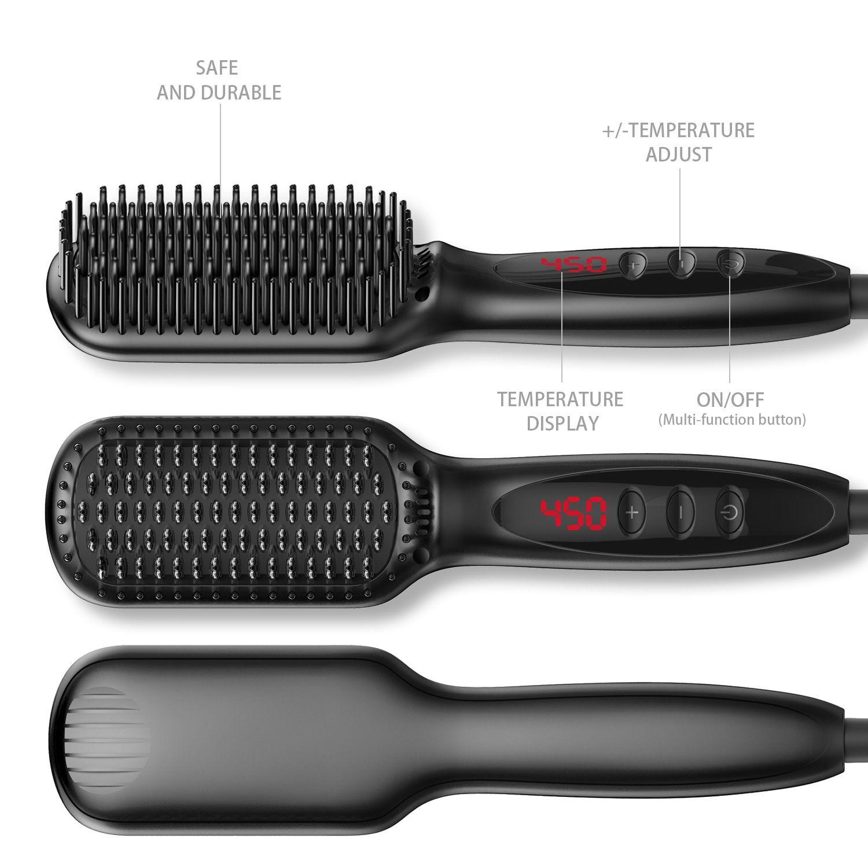 Выпрямитель выпрямляющий гребень анион выпрямляющий шину рисунок выпрямляющий инструмент для волос