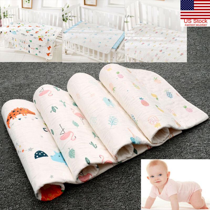 الرضع حفاضات الطفل الحفاض البول حصيرة طفل الفراش ماء تغيير لوحة الغلاف الولايات المتحدة