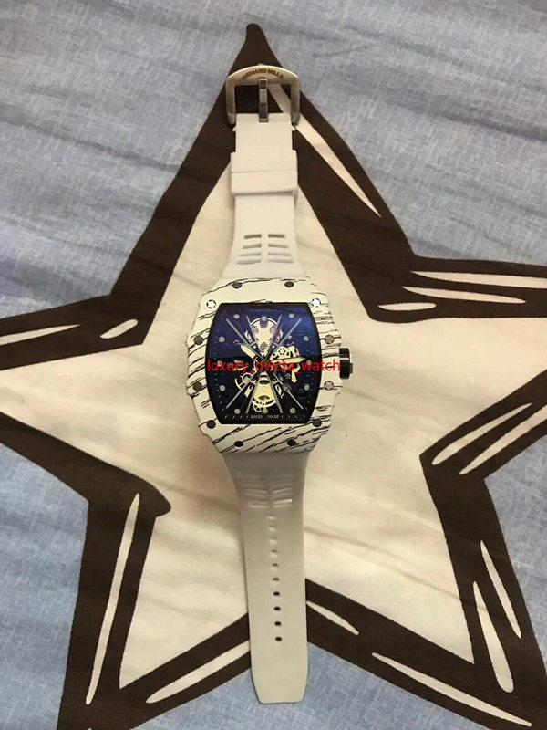 2019 MR Hot Sale Men Watches Luxury Watches Black Colored Silicone Strap Fashion Designer Watch Sport Quartz Analog Clock Relogio Masculino
