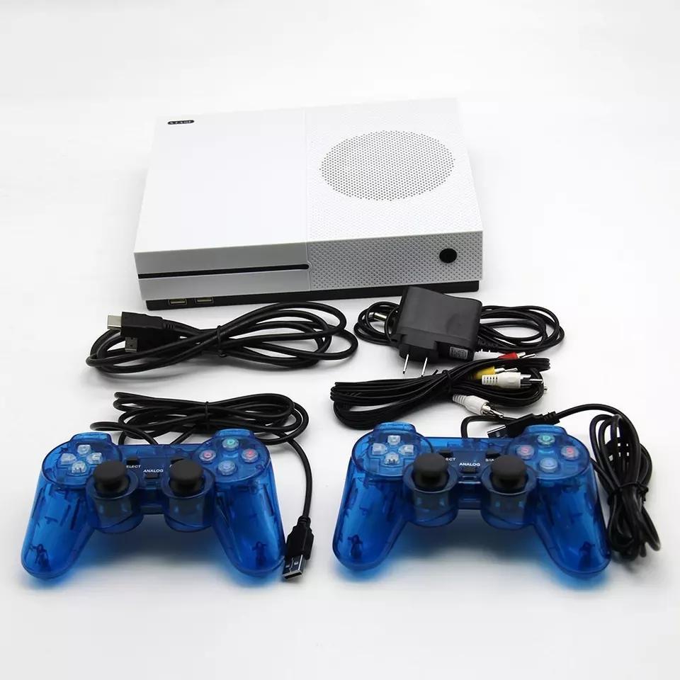 GBA SMD NES FC Ana Oyunları Konsollar Destek İndir Oyun için 2018 Yeni xgame HDMI Mini TV Video Taşınabilir Oyun Konsolu 4GB