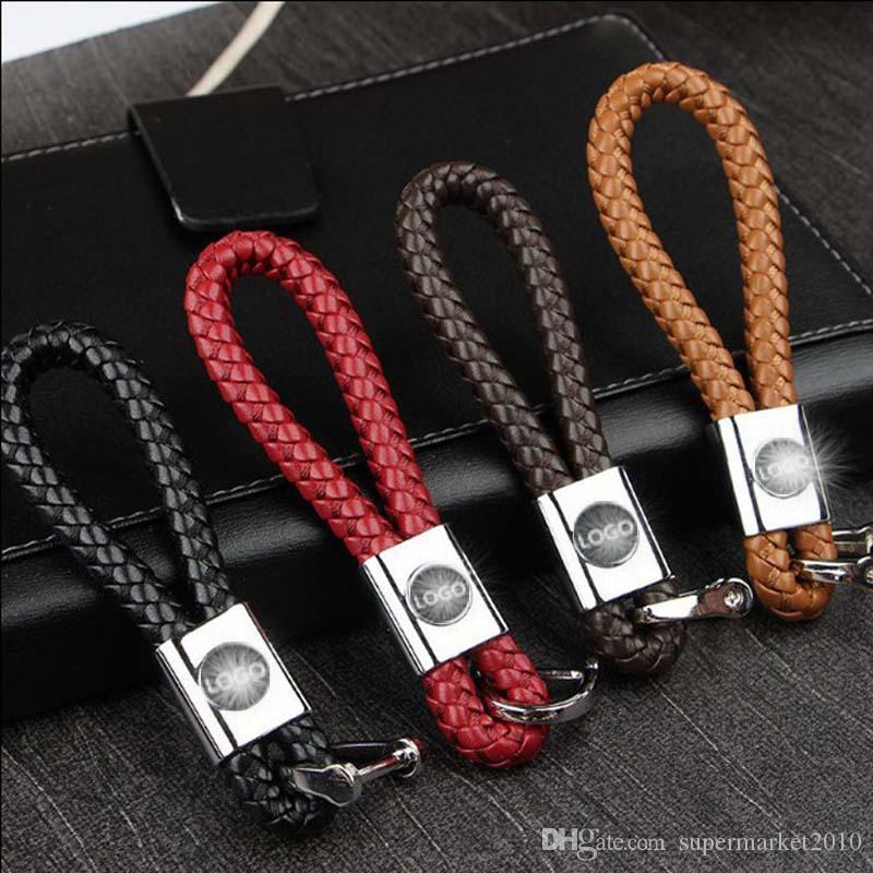 هدية مفتاح سلسلة مفاتيح السيارة لـ (سكودا مرسيدس بنز) سيارة (ميني كوبر تويوتا شيفروليه أودي)