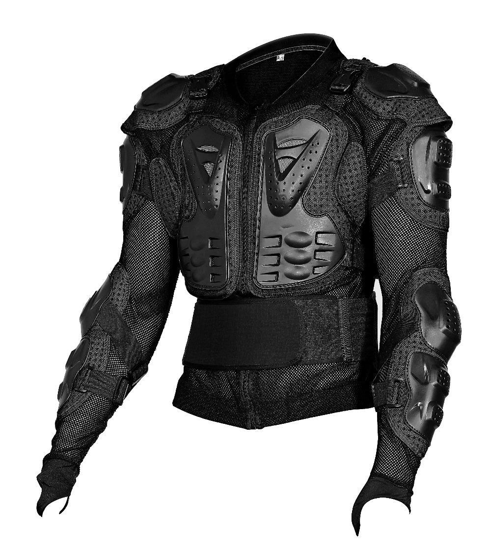 Outdoor Motorcycle Body Armor Motocross Equipamentos de Proteção Ombro Proteção Off Road Corrida de Proteção Jacket Moto Vestuário de protecção