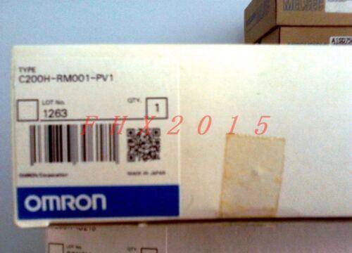 Brand NEW OMRON C200H-RM001-PV1 C200HRM001PV1
