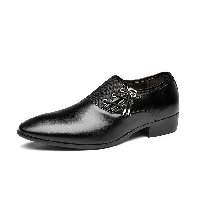Erkekler Ayakkabı Ayakkabı + erkek İş Ayakkabı Erkek Oxford Deri Moda Oxford Elbise