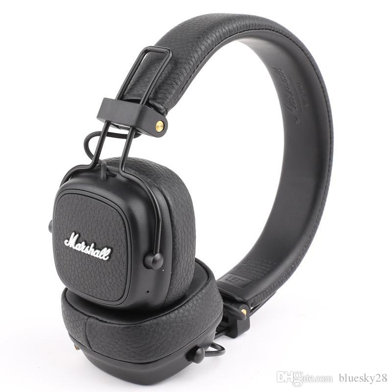 Marshall Major Iii 3 0 Bluetooth Wireless Headphones Deep Bass Noise Isolating Headset Wireless Marshall Hi Fi Headband Headphones Headphones Online Headphones With Microphone From Bluesky28 39 7 Dhgate Com