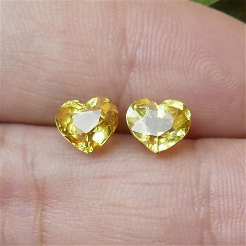 4.10 quilates Um Par Natural Rare Mali Garnet soltos Pedra completa Luster IF NGTC