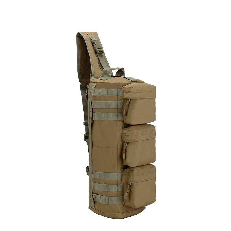 متعددة الوظائف قماش في الهواء الطلق حقيبة التكتيكية الرياضية العسكرية الظهر السفر التخييم المشي لمسافات طويلة الظهر تسلق حقائب الكتف