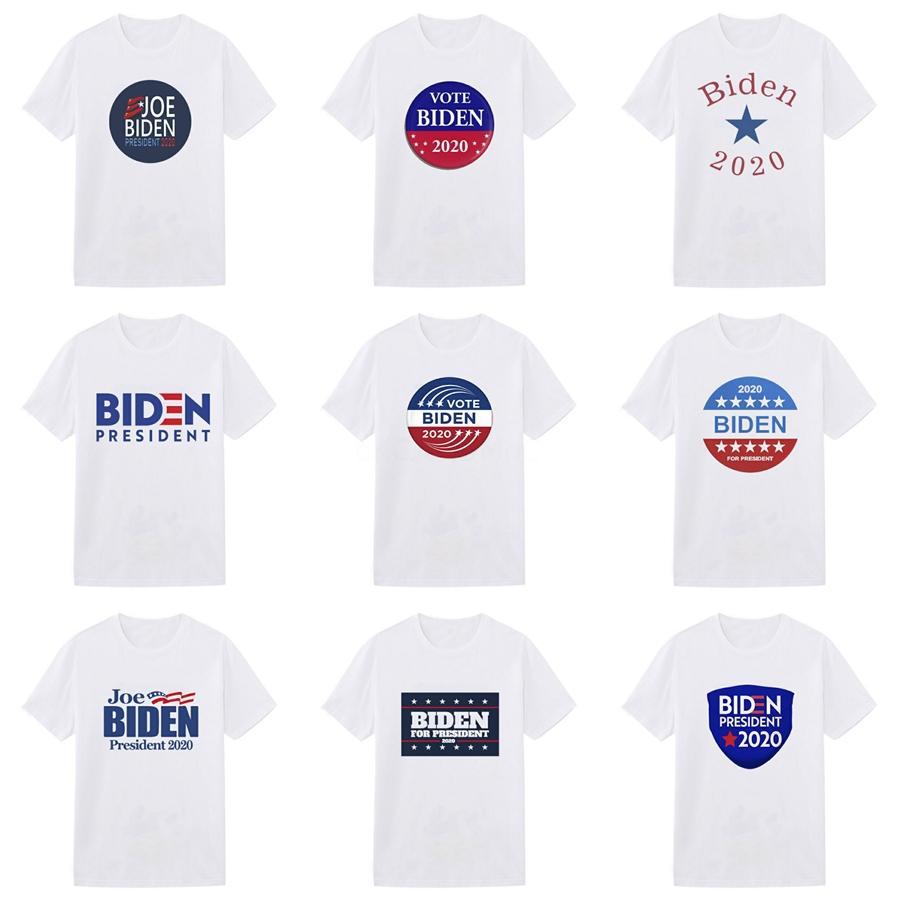 Mens Designer Sommer Biden T Shirts Weiß Grün, Grau, Rot Top Mode-Qualitäts-Dragon Ball Goku Printing Splash Ink Graphic Short Sleeve S