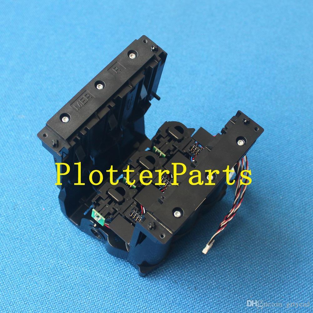 CR357-60078 CR357-67029 чернила станция технического обслуживания право для HP DesignJet T1500 T2500 T2500ps T920 плоттер притер Оригинал используется