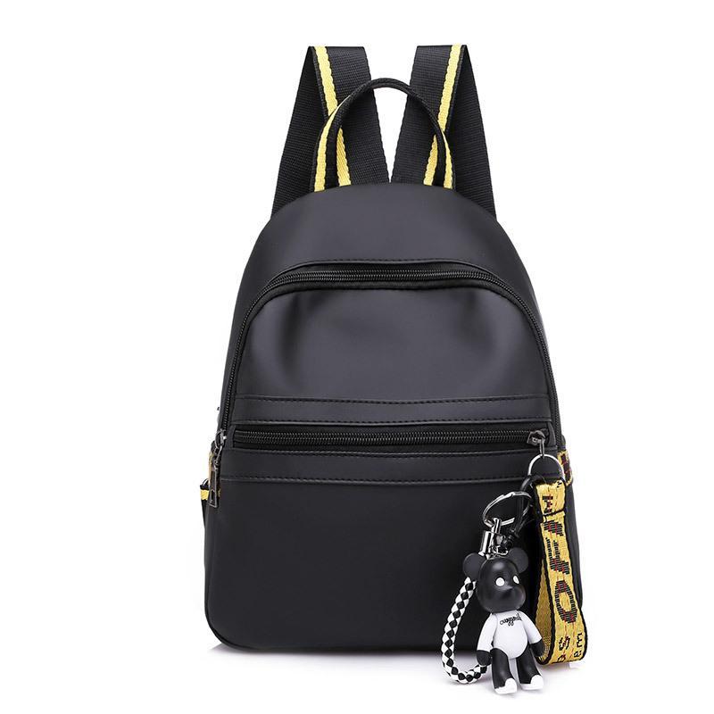 Rucksäcken Weiche Oxford Tuch Multifunktionale Anhänger Tasche Frauen Rucksack Reiserucksack Minitaschen Tasche bookbag Schule packen im Freien