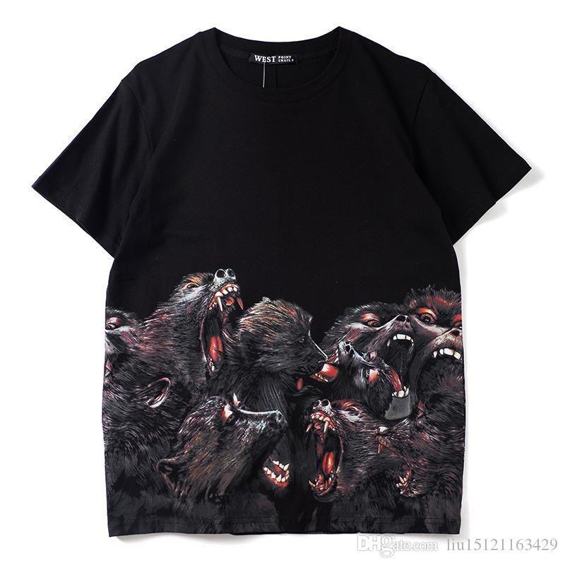 dos homens do desenhista camisetas 20 Tee Fashion Street Skate T-shirt das mulheres dos homens camisa casual simples t mangas curtas