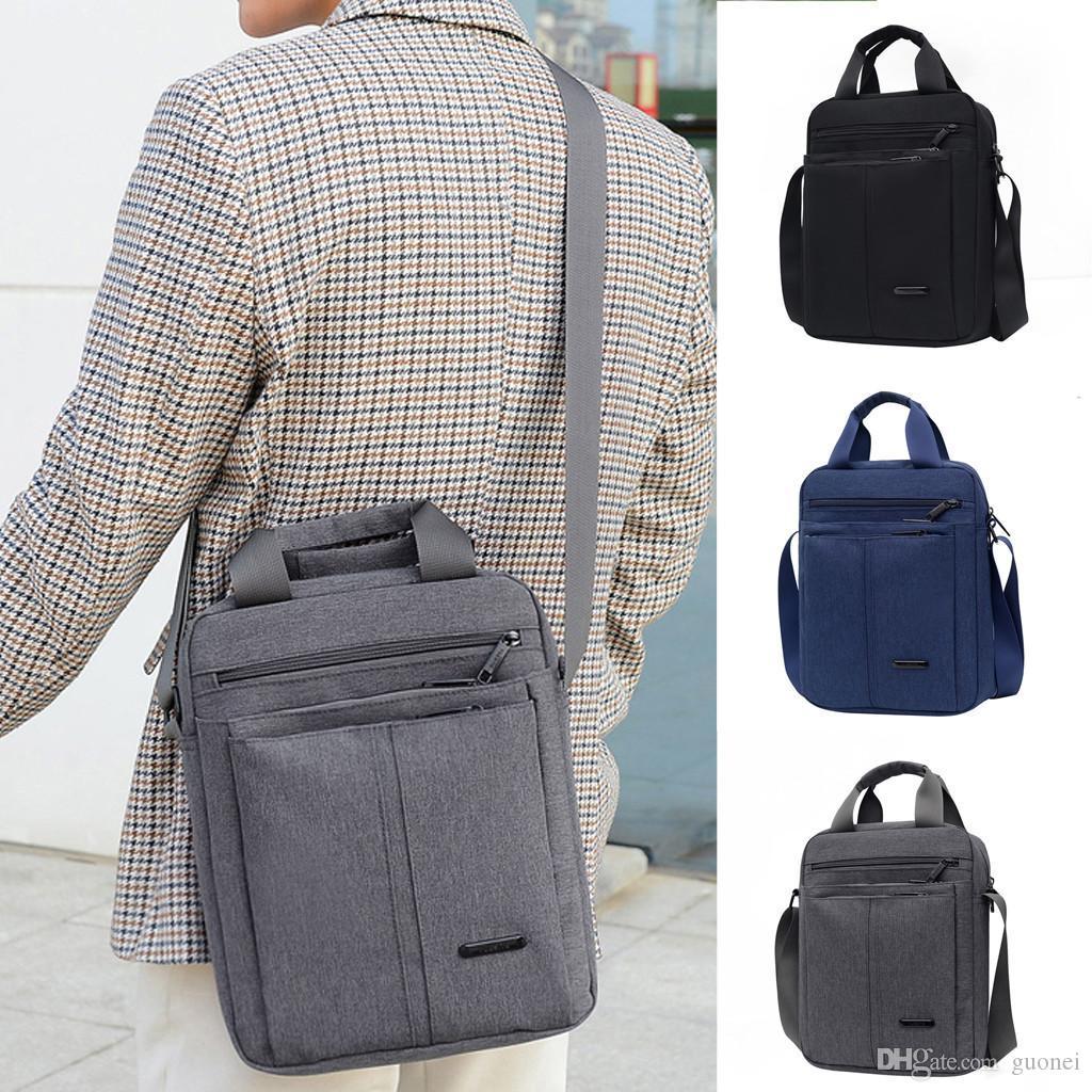 Qualität Urban Männlich Carrybody Daily Tasche Männer Leinwand Reisetasche Lässig Schulter Herren Designer-Mann Hohe Messenger Bags # 3 xdeqh