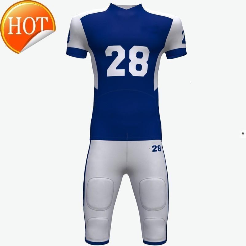 2019 estilo de la camisa para hombre del nuevo fútbol jerseys Moda Negro Verde Deporte Impreso Nombre Número S-XXXL del hogar del camino AFJ0036AA1B1u