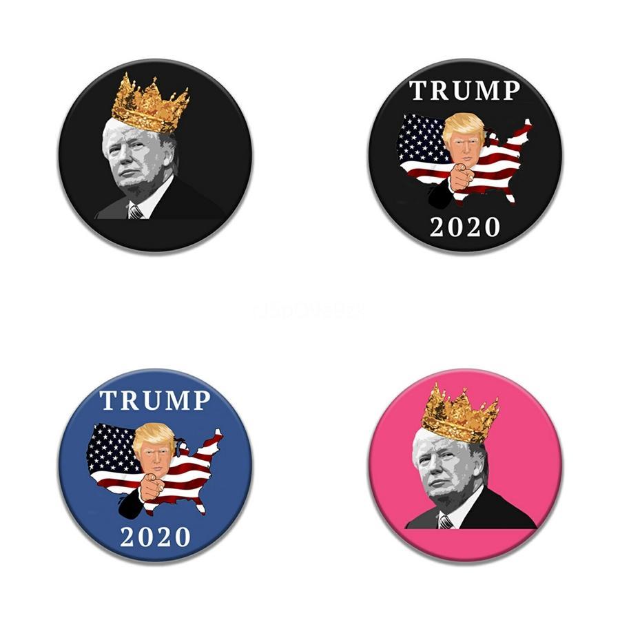 10 PC 1 Oranger Lippenstift Aufnäher für Kleidung Eisen-Patch für Cloth Applikationen Nähzubehör Aufkleber Trump Badge auf Tuch I # 53
