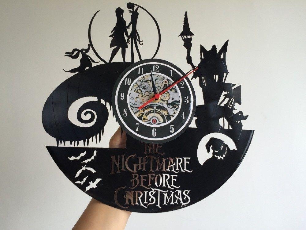 The Nightmare Before Christmas Jack /& Sally Vynl
