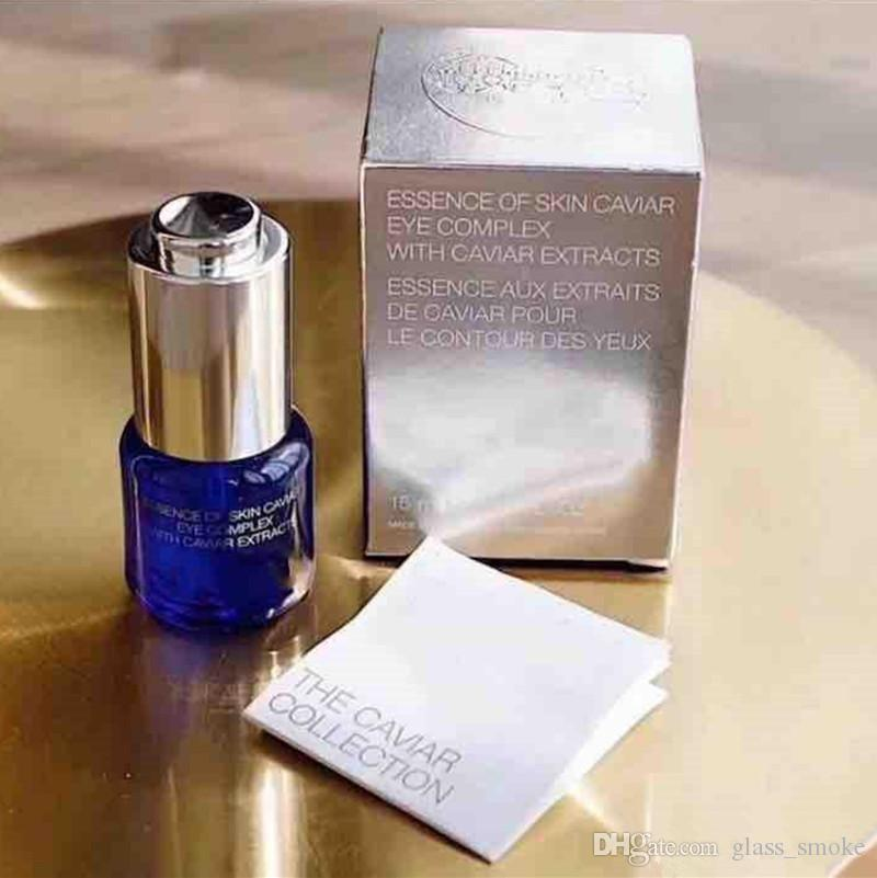 Eye Primer Essence of Skin Caviar Eye Complex with Caviar Extracts 15ml Eyes care Essence Concentrate Treatment Lotion High Quality