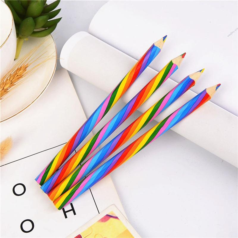 2020 High Quality Pencil Packaging Iridescent Color 4 ...