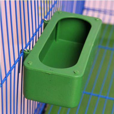 Bd Savunma Splash Kuş Asmak Getirmek Hediye Kutusu Koruyun Getirmek Kapak Savunma Sprey Su Hediye Kutusu Papağan Plastik Yalak