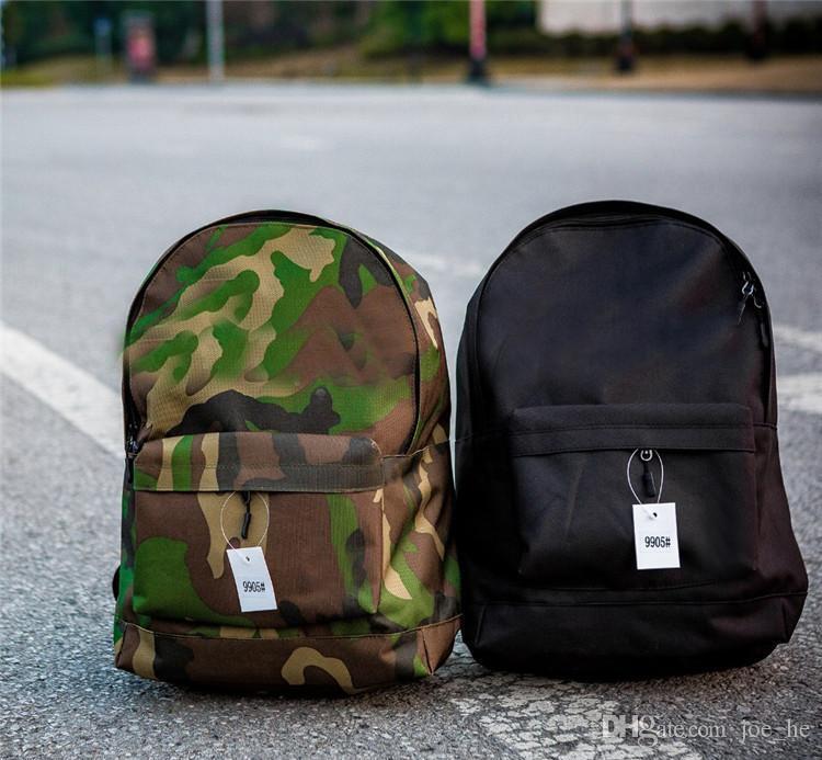 Сумки Sport School Cham рюкзак Мужчины Новая улица Мода Duffle Женщины рюкзаки Сумки по прибытии Цвета путешествия Открытый сумка ECLPD