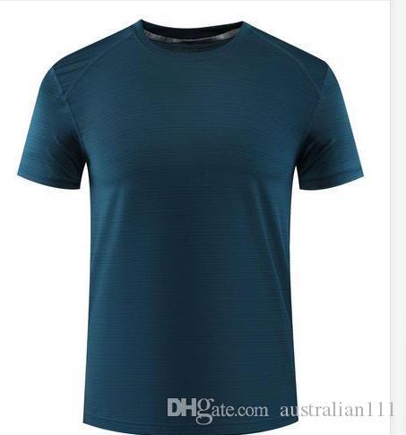 2018 2019 la nouvelle couleur est Designer bleu d'été magnifiquement conçu T-shirt mode casual manches courtes femmes de sport décontracté en vente