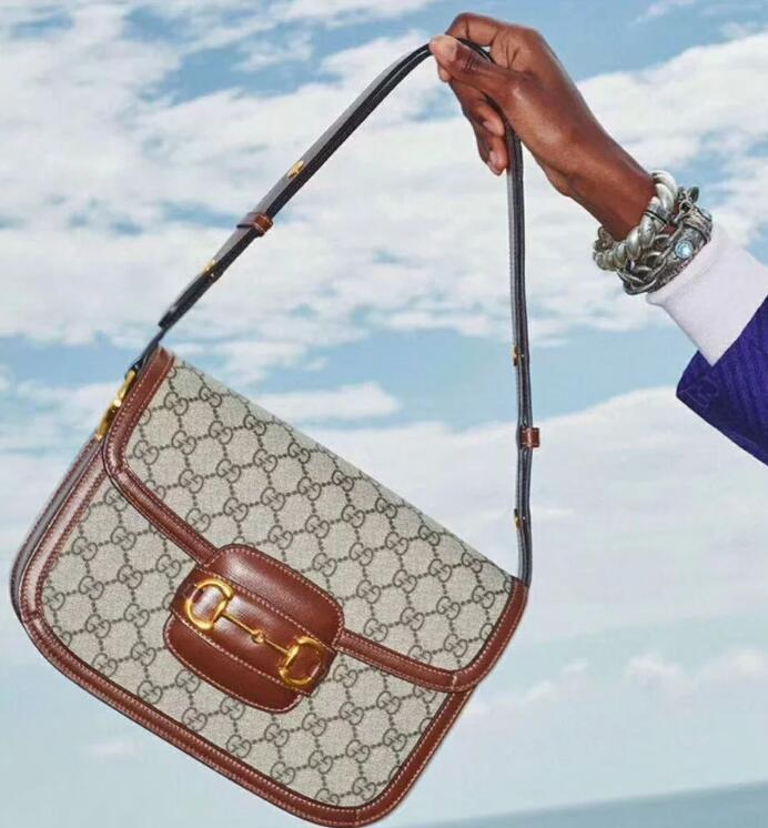 2020 del monedero del hombro bolsos de alta calidad de manera clásica del estilo de las mujeres Bolsas Mensajero bolso de la carpeta Señora Bolsas de Mano y libre de polvo Y13 envío