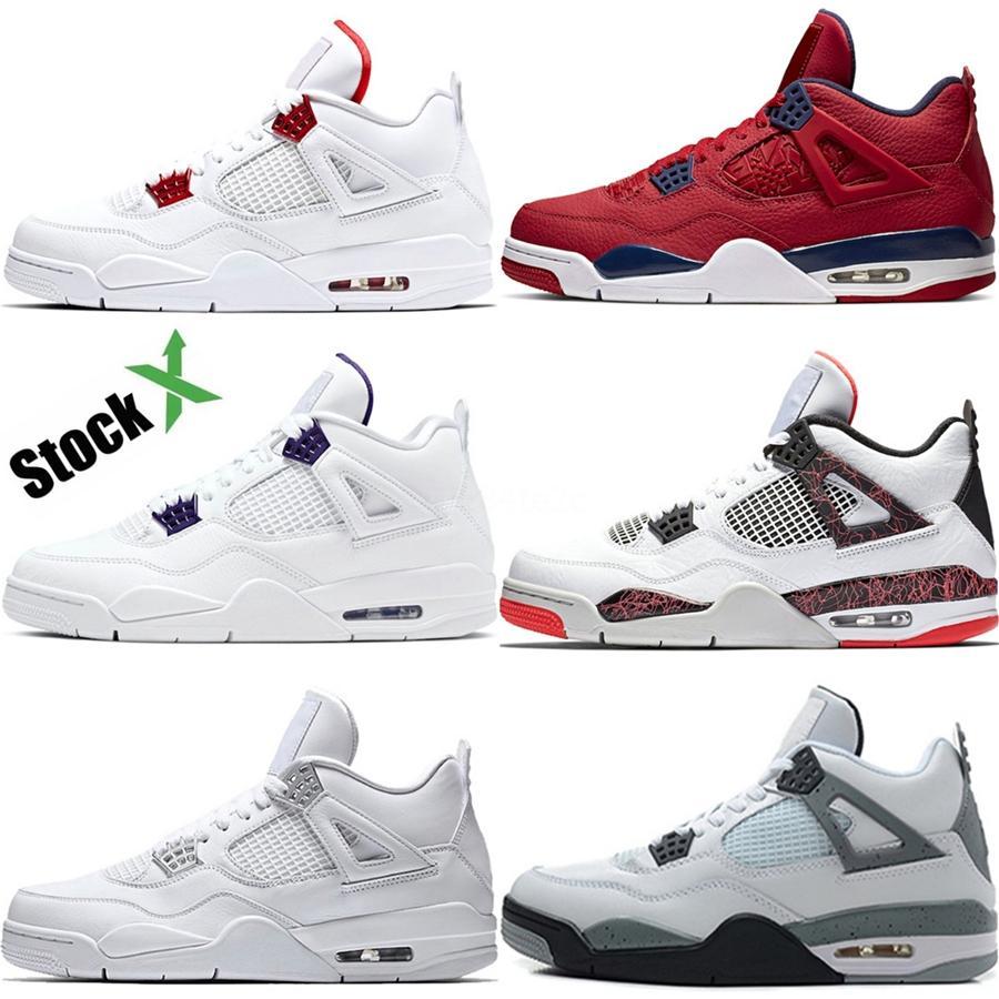 Mamba 5 Master Of Bryant Prelude 4S Uomini scarpe da basket Protro Wizenard Zoom 5 Big Fase Lakers Sneaker nero di lusso da ginnastica Chaussures # 17