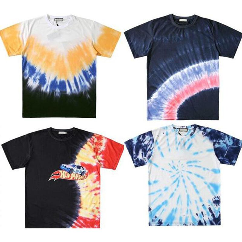 Streetwear T Shirts for Men Tops Famous Shirts With Patterns Tide Men Clothing Hip Hop Short Sleeve Mens Tee Tops