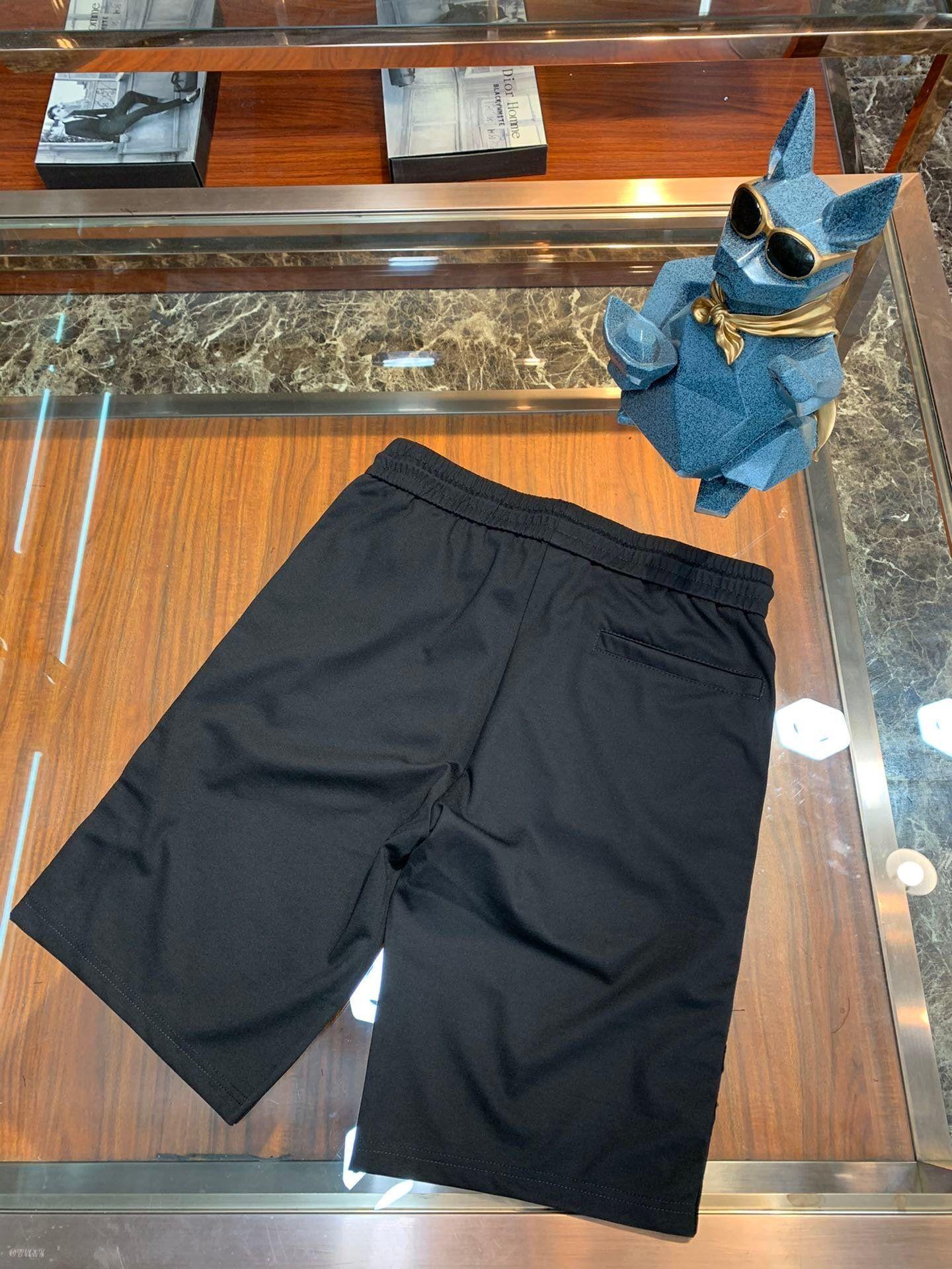 2020 de alta calidad de los nuevos hombres de pantalones cortos estilo simple moda verano mejor 8L2D los hombres la ropa