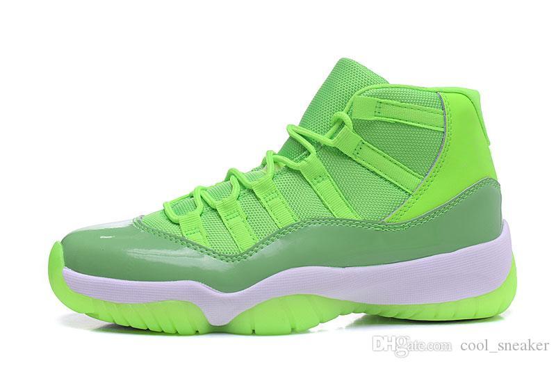 2019 Klasikler XI kadın Orta Basketbol Ayakkabıları Lady Klasik 11 Spor Ayakkabı Kadınlar Için Hava Sneaker
