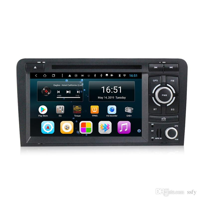 Android 7inch 8-core for AUDI A3 CD Car Multimedia Player Radio WIFI Bluetooth GPS Navigation Wifi Head Unit