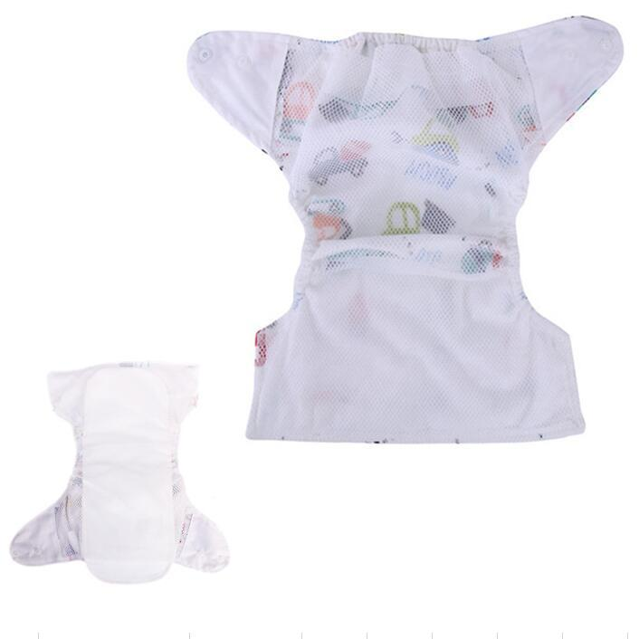 Printed Kids Training waterproof Pant Cartoon Diapers Print Baby Nappies Washable reuseable Modern Kid Cloth Diapers TPU MOQ 5Pcs S19JS201