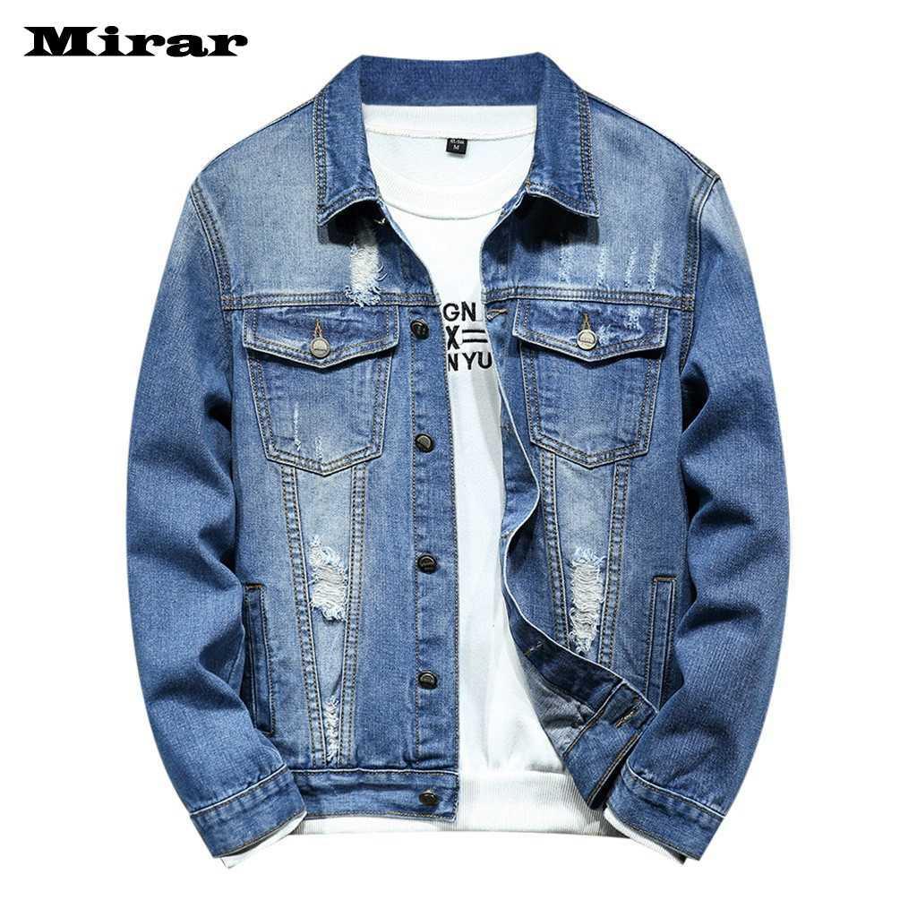 Manteau Hommes Mode Velvet Casual Cowboy bouton lâche manches longues Gardez manteau chaud