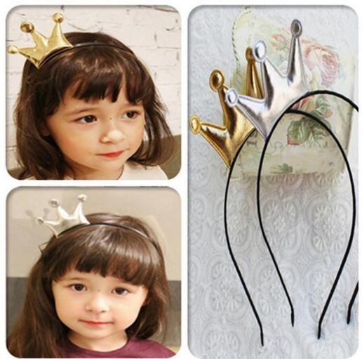 Cute Kids Baby Girl Crown Hair Band Headwear Headband Hairband Accessories Gift
