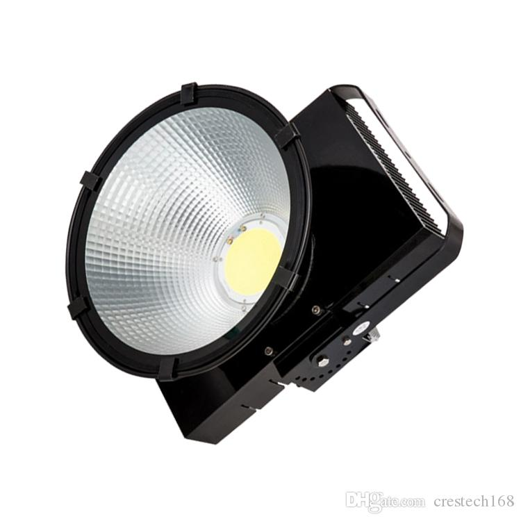 lampe Grue à tour lumineuse 100-277v 400W 600W 800W 1000W projecteurs LED LED lumières tour lumières industrail haute baie inondent ligh