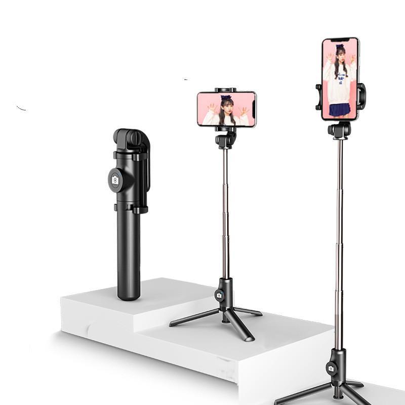 블루투스 셀카 봉, 원격 제어 삼각대, 안드로이드 휴대 전화, 보편적 인 라이브 카메라