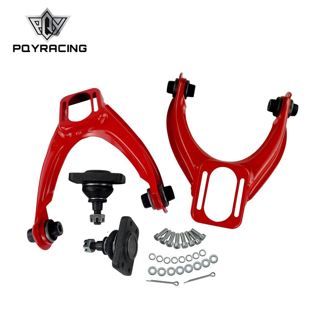 PQY - Kit de cambrure de bras de suspension supérieur avant ajustable (LR) pour HONDA CIVIC EK 96-00 PQY9871