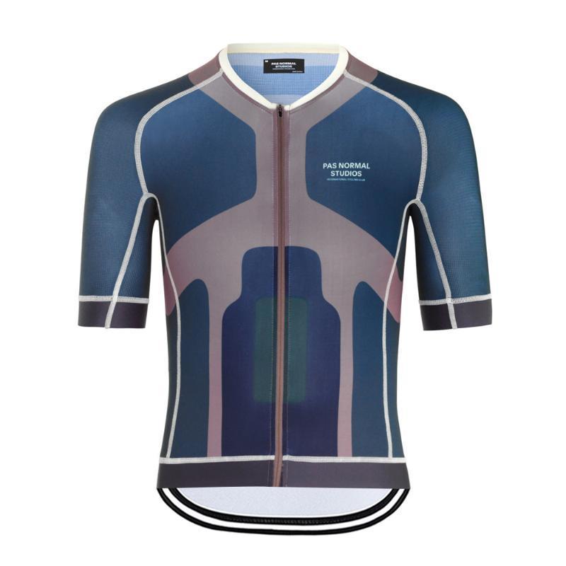 2020 PnS Новый летний Мужская Велоспорт Джерси с коротким рукавом Джерси Top дорожной одежды велосипедов Майо MTB велосипед Рубашка Силикон Покрытием