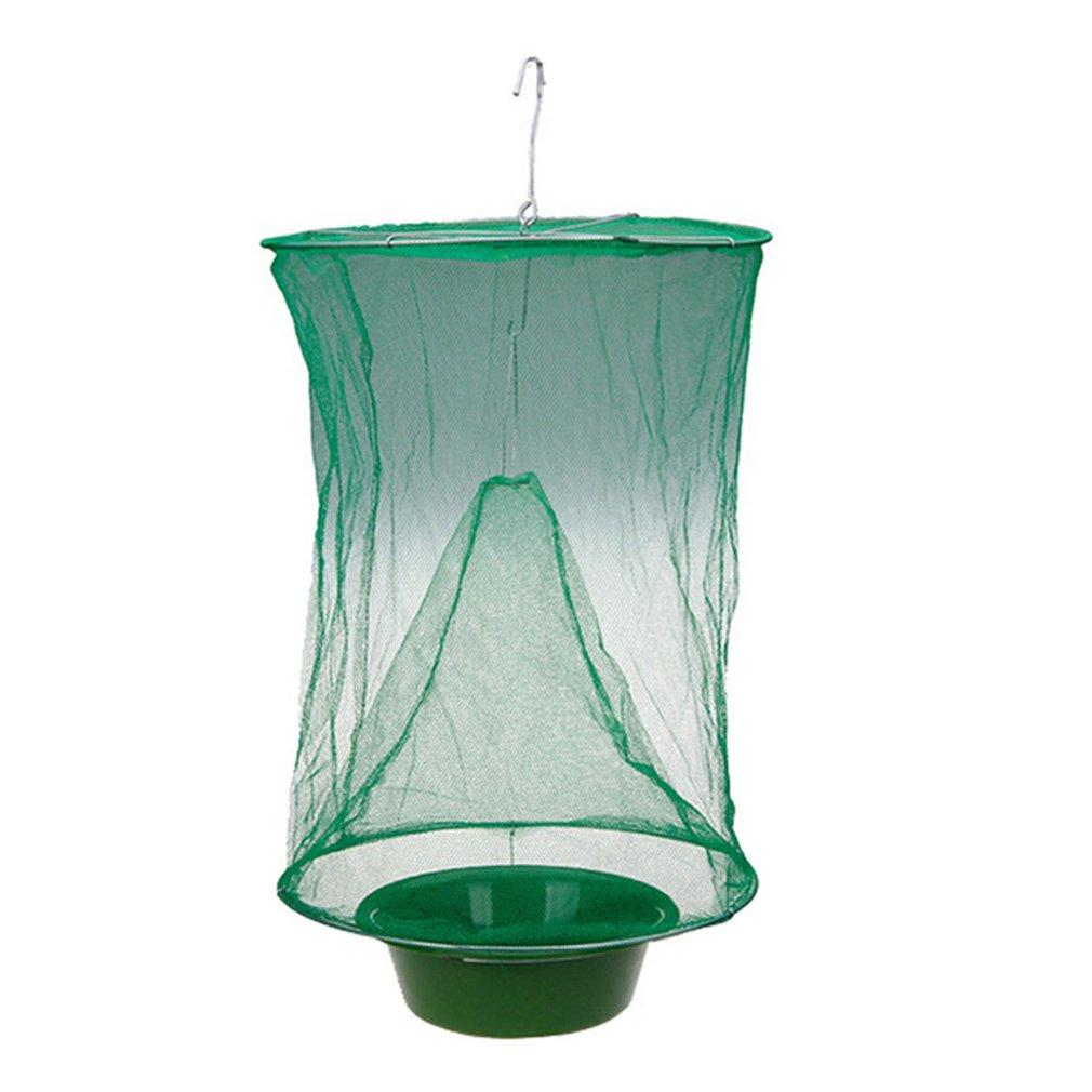 Hanging Cage Insecticide pliant Fly mouches tueuses attrape-mouche Zapper Cage Net piège