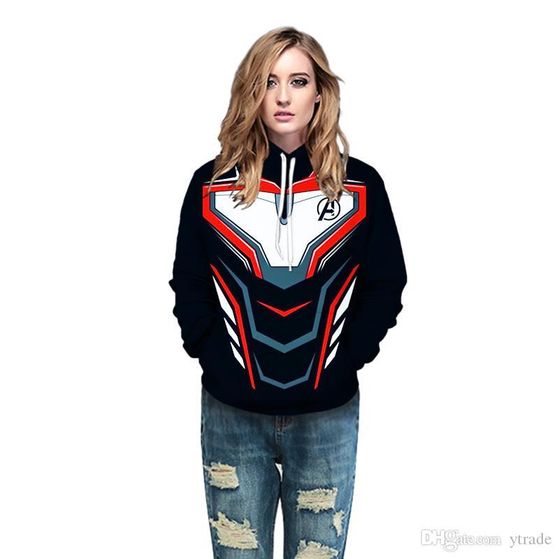 2020 Mode 3D Imprimer Sweats à capuche Sweat-shirt unisexe Casual Automne Hiver Streetwear Outdoor Wear Femmes Hommes hoodies 20404