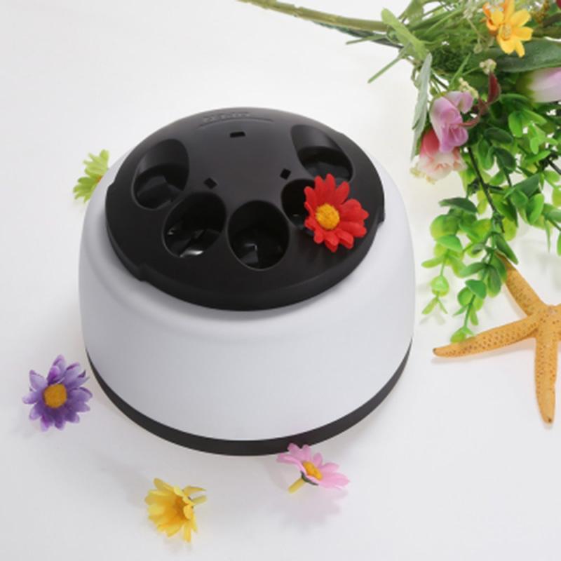 La vapeur électrique de Gustala outre le gel UV de retrait de polonais de vernis à ongles de machine à vapeur de vernis à ongles remover pour le salon à la maison