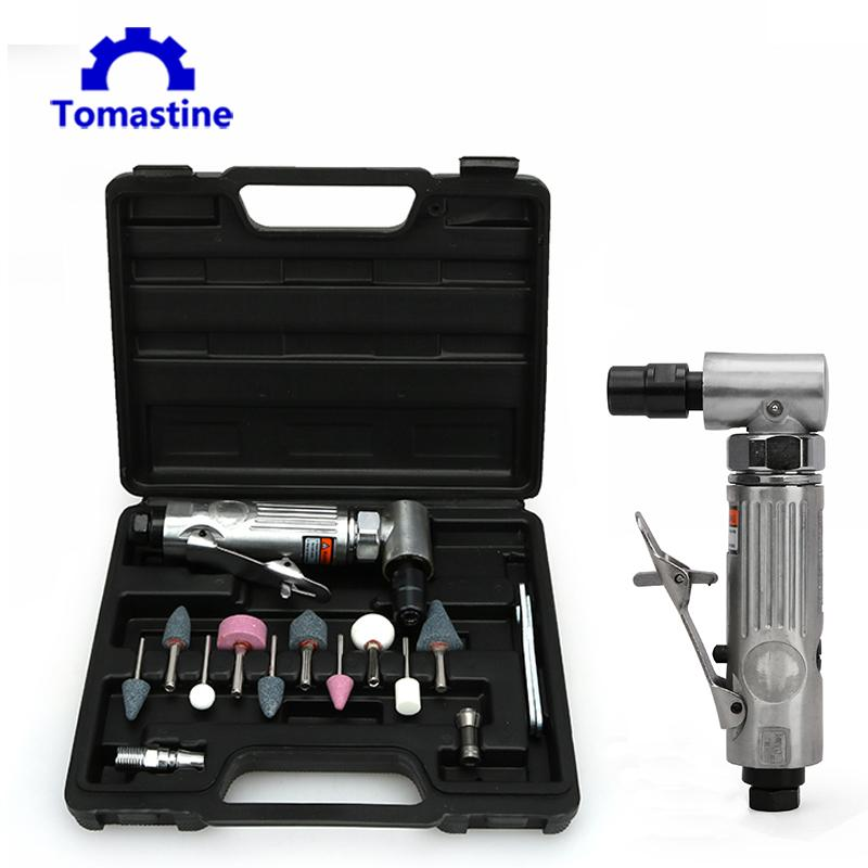 Lightweight High Speed Industrial Grade Hand Tool Hand Tools Industrial Portable Practica Pneumatic Products 3-inch Pneumatic Polishing Machine